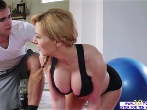 blowjob with happy ending