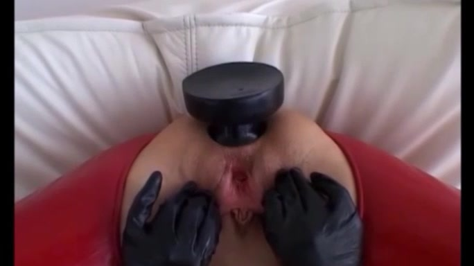self made anal sex devices