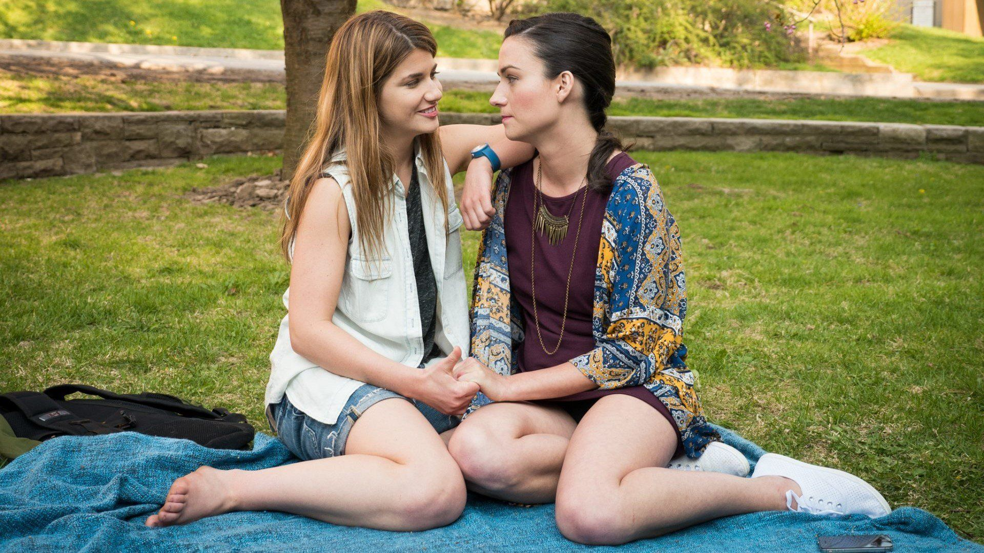 free lesbian only sex video